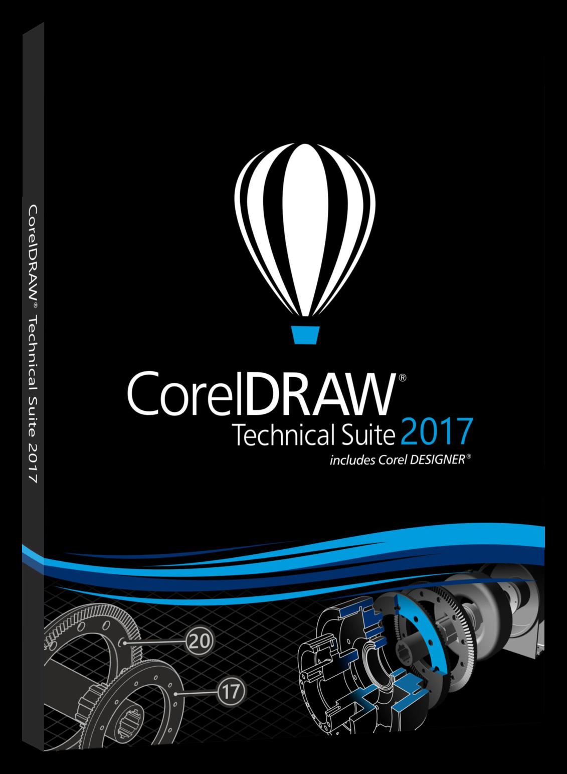 CorelDRAW TS 2017