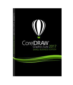 CorelDRAW GS 2017 SBE